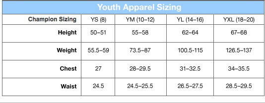 Opentip.com: Champion T435 Youth Jersey Tee