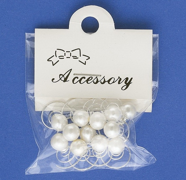 Hair Accents Twist In's 02 (Set of 12)