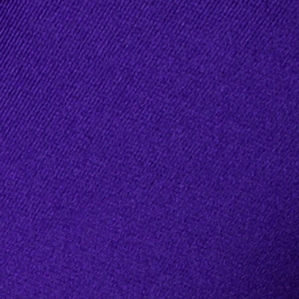 Satin Bridal Bridesmaid Gloves - Purple