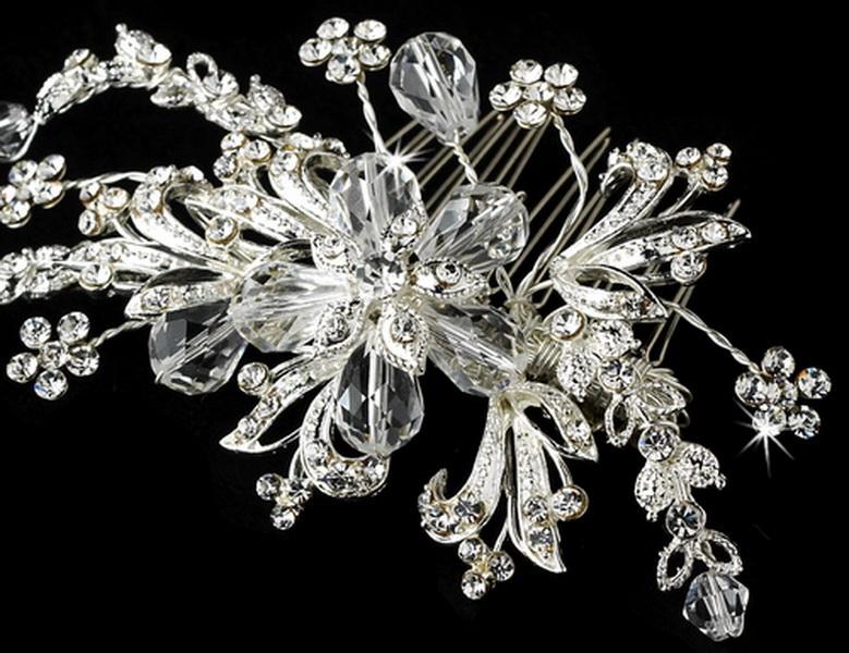 Crystal Boutique Bridal Comb 1852