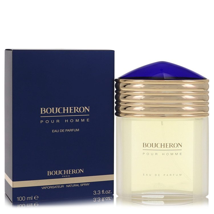 Boucheron by boucheron - eau de parfum spray 3.4 oz for men