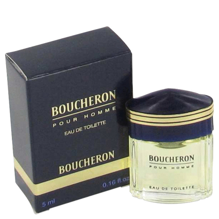 Boucheron by boucheron - mini edt .17 oz for men