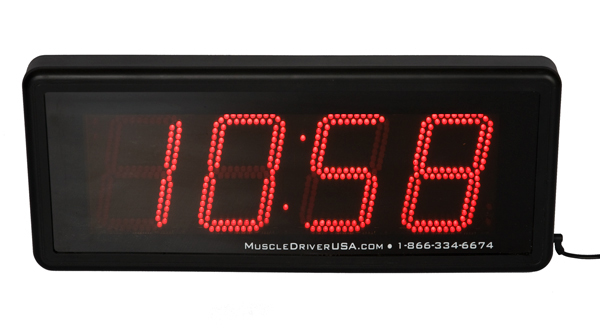 MuscleDriver USA CGB Clock Gone Bad