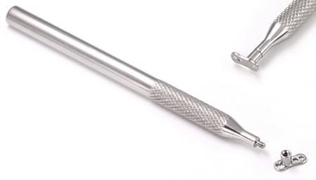 14G Threaded Tool For Internally Threaded Jewelry, Dermal Anchors, Etc..