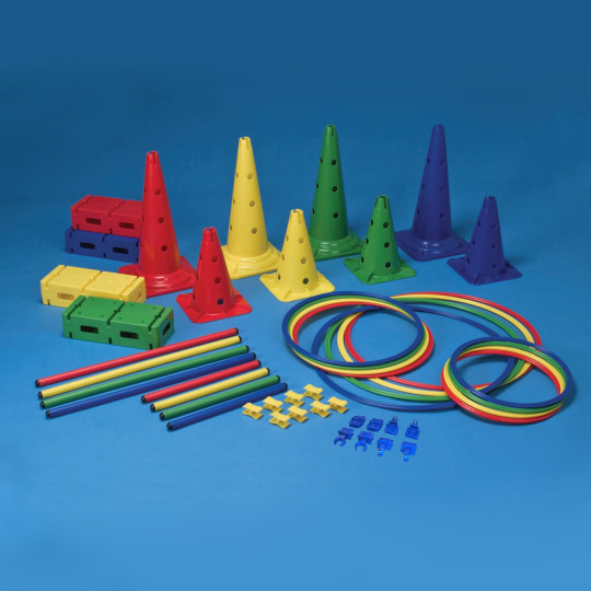 Obstacle Course Easy Pack