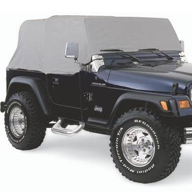 Smittybilt S/B1160 Water-Resistant Cab Cover