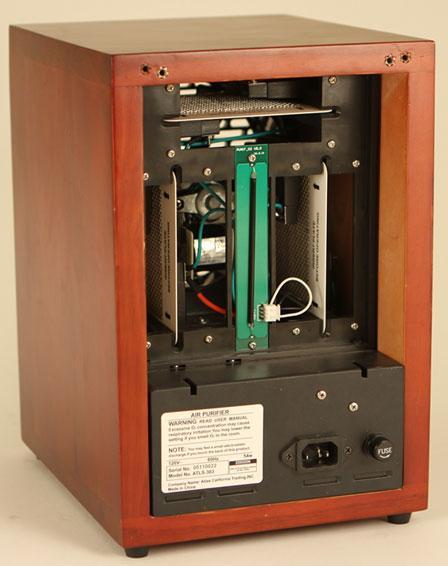 air purifier 3 ozone ion hepa