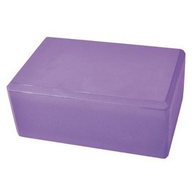 GOGO Foam Yoga Block, 4 x 6 x 9 inches Yoga Block ( Price for SINGLE PIECE)