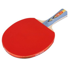 DHS Table Tennis Racket X3002, Ping Pong Paddle Shakehand
