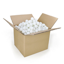 GOGO 10 Bags (10 X 144 balls) 40mm Beer Pong Balls, Ping Pong Balls, Price for 10 Gross, Excellent For Custom Printing