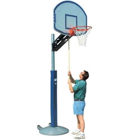 Bison QwikChange? Outdoor Portable Adjustable Basketball Standard, Price/EA