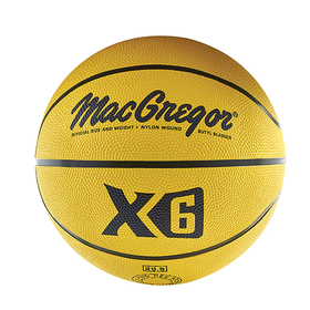 MacGregor Multicolor Basketballs - Official Size, Price/EA