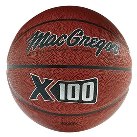 MacGregor X100 Official Basketball, Price/EA