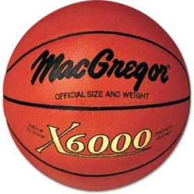 MacGregor X6000 Intermediate Basketball, Price/EA