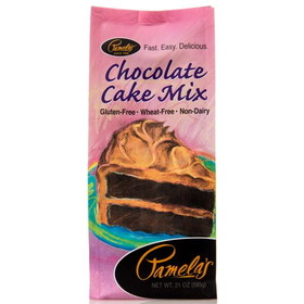 Pamela's Chocolate Cake Mix - 21 ozs.