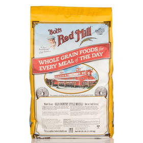 Bob's Red Mill Muesli, Old Country Style - 25 lbs.