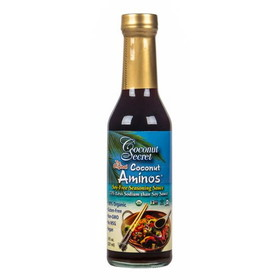 Coconut Secret Coconut Aminos, Raw, Organic - 8 ozs.