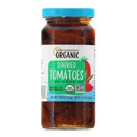 Mediterranean Organics Organic Sundried Tomatoes in Olive Oil - 8.5 ozs.