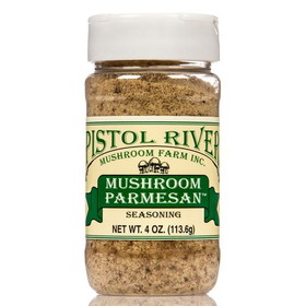 Pistol River Mushroom Parmesan Seasoning - 4 ozs.
