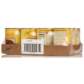 Amy's Chunky Vegetable Soup, Organic - 12 x 14.3 ozs.