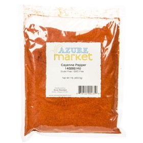 Oregon Spice Cayenne Pepper 140,000 HU - 1 lb.