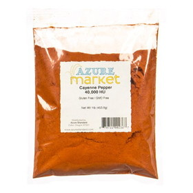 Oregon Spice Cayenne Pepper 40,000 HU - 1 lb.