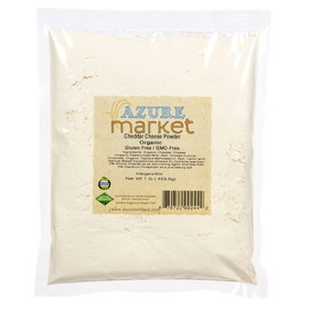 Oregon Spice Cheddar Cheese Powder, Organic - 1 lb.