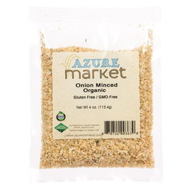 Oregon Spice Onion, Minced, Organic - 4 ozs.