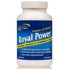 North American Herb & Spice Royal Power - 90 caps