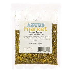 Oregon Spice Lemon Pepper - 4 ozs.