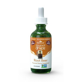 Sweet Leaf Stevia Clear Liquid, Root Beer - 2 ozs.