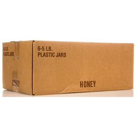 Really Raw Honey Really Raw Honey (Plastic) - 6 x 5 lbs.