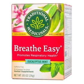 Traditional Medicinals Breathe Easy - 1 box