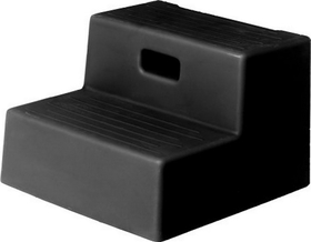 Horsemen S Pride Mounting Step 2 Step Black / 15 X 18 3/4 In - 009