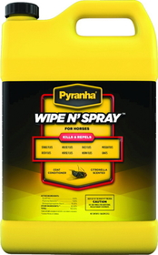 Pyranha Incorporated Pyranha Wipe N Spray / Gallon - Gwipe
