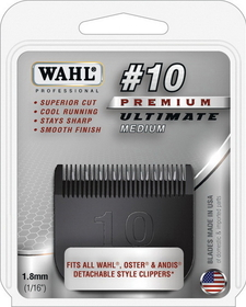 Wahl Clipper Ultimate Blade / 10 - 2358-500
