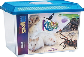 Lee S Aquarium & Pet Kritter Keeper / Large - 20025
