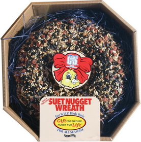 C And S Seed Wreath / 2.6 Pound - Cs249