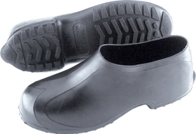 Tingley Rubber Work Rubber Hi-Top Overshoe Black / Medium - 1300