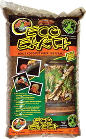 Zoo Med Eco Earth Loose / 8 Quart - Ee-8