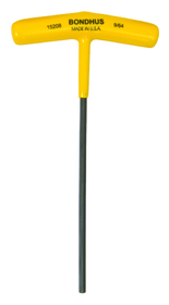 "Bondhus 9/64 Hex T-Handle 6"" Length (Price for 2 pcs), Price/2"