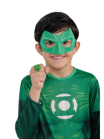 Rubies Costumes 3615 Green Lantern - Light-Up Ring (Child)