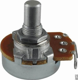 Potentiometer - Alpha, 1M, Audio/Log