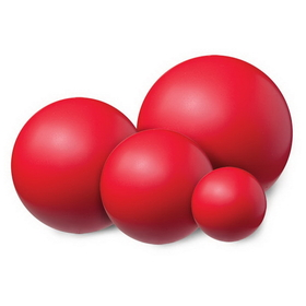 Champion Sports HD6 Coated High Density Foam Balls, Price/each