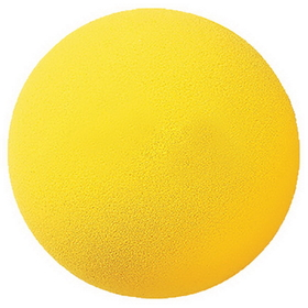 Champion Sports RD3 Uncoated Regular Density Foam Balls