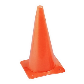 Champion Sports TC15 Hi Visibility Fluorescent Plastic Cone Set