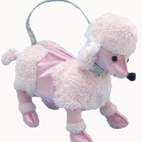 FORUM NOVELTIES 60862 Poodle Handbag