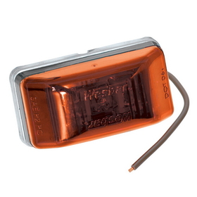 Wesbar LED Clearance-Side Marker Light #99 Series - Amber