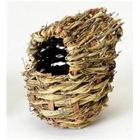 Prevue Hendryx PRE1151 Prevue Nest Finch Twig Covered