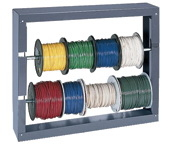 Durham 384-95 Specialty Storage Products Wire Spool Racks 